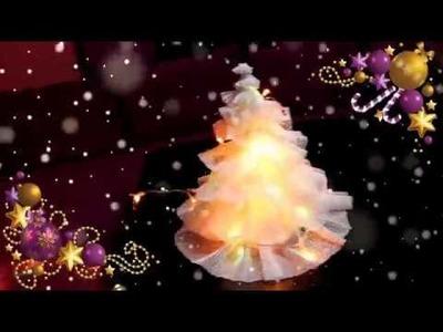 2 DIY Amazing CHRISTMAS TREES & little Santa ????