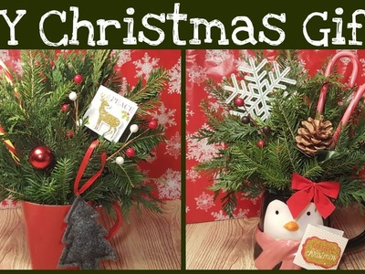 DIY Christmas Gifts • perfect for teachers, co-workers or anyone!