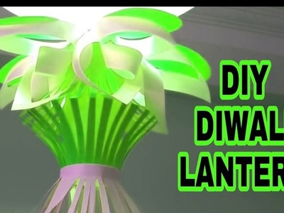 Diy diwali decoration ideas.Diy Diwali lanterns.Diy