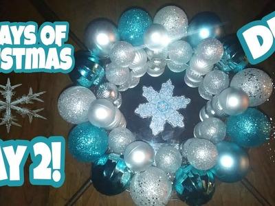 DIY❄ Mirrored Christmas Centerpiece! 12 Days of Christmas! Day 2!