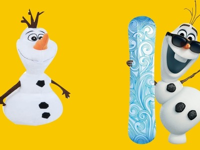 Diy Project ! How to make Frozen Olaf with PlayDoh