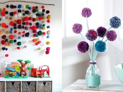 DIY Room Decor! DIY Room Decorating Ideas (DIY Wall Decor, DIY Hacks, DIY Accessori