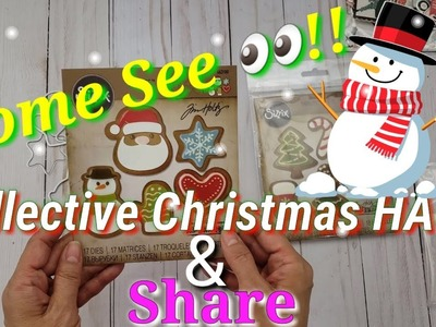 2018 COME SEE!! Collective Christmas Haul and Share