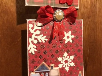 3 dollar store Christmas ideas and about my craft show