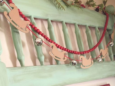 Christmas Entryway with Cricut Maker and More