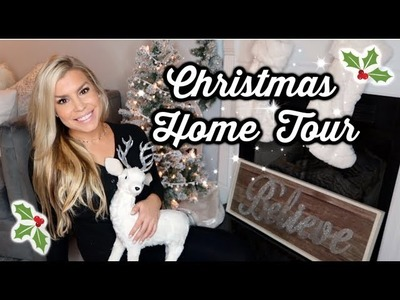 CHRISTMAS HOME TOUR 2018 | CHIC ON THE CHEAP
