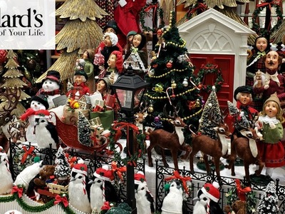 DILLARD'S AMAZING CHRISTMAS DECOR SHOP WITH ME PART 2