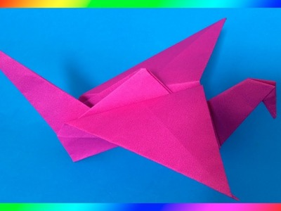 Figuras de papel????paper figures???? manualidades de papel???? origami???? crafts for kids