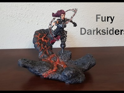 Fury from Darksiders III The best figure so far ?? -  Polymer Clay Tutorial