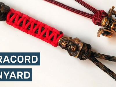 How to make Lanyard with a bead