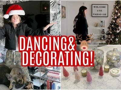 LET'S GET IN THE CHRISTMAS SPIRIT!!! | Lauren Elizabeth VLOG!