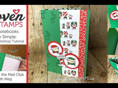 Make Your Own Christmas Gifts: Santa's Secret Notebook