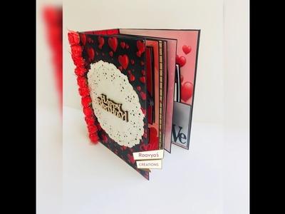 Mini Album   Birthday Gift   Handmade   Raavya's Creations
