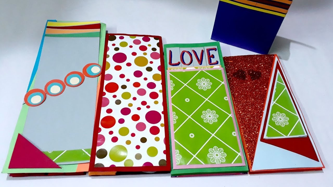 Set Of Cards Handmade Gift Idea Gift For Boyfriend Husband And