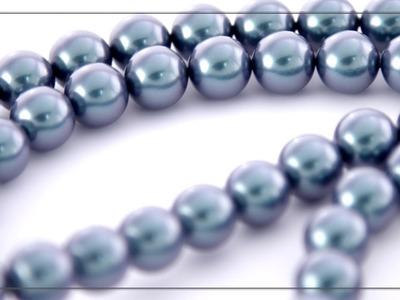 Swarovski's New Crystal Pearl Color: Iridescent Tahitian! | Fusion Beads