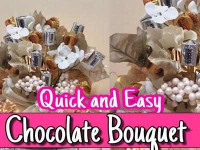 10 - Minute DIY Chocolate Bouquet | Diwalog Day 3 | Payal Bhalani