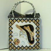 Art Deco style Handbag
