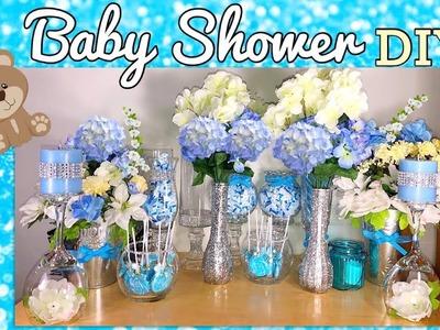 Baby Shower Decorations. Decoración para Baby Shower. Baby Shower DIY