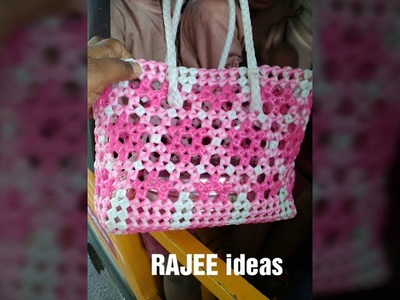 DIY- Wire bag – RAJEE ideas Hits