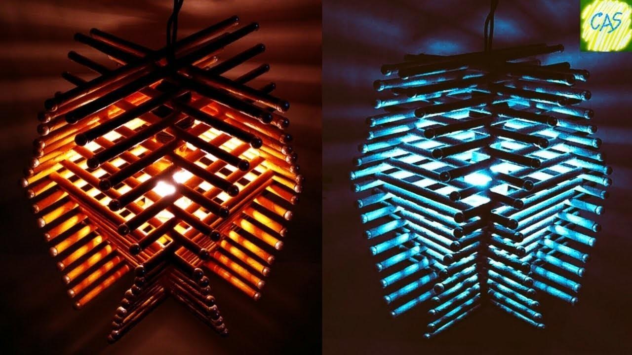 Easy Diwali Lamp Making At Home Diwali Lamp Decoration Ideas Diy