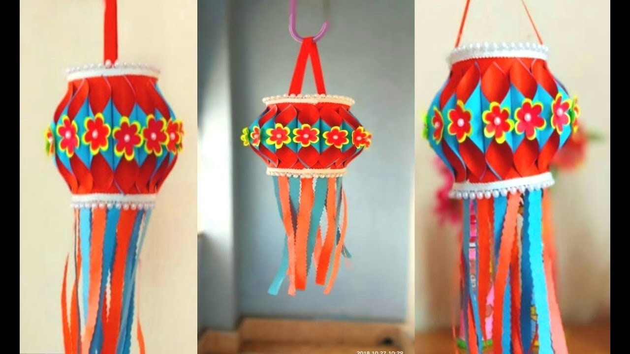 how to make lantern with plastic bottle