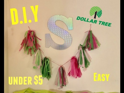 Quick and Easy D.I.Y Project | Tassels.PomPoms | Sunjai
