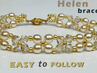 Super Easy Bracelet tutorial