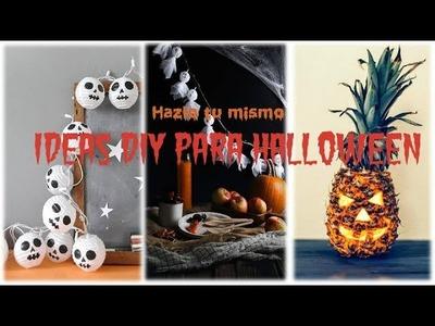 Ideas Diy para Halloween, Hazlo tu mismo!