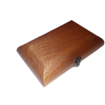 Personalised solid wood Watch/Cufflinks/Ring Box - Watch Case - Cufflinks Box - Storage Box