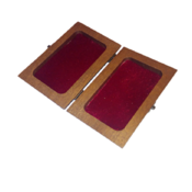 Personalised solid wood Watch/Cufflinks/Ring Box - Watch Case - Cufflinks Box - Storage Box