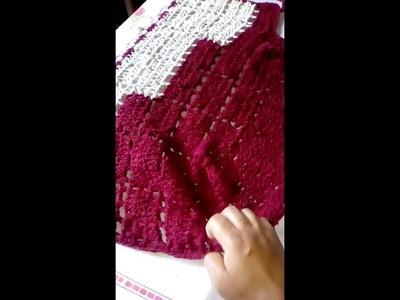 Criação da capa de descarga normal do tapete do conjunto Dual Color Paty morena