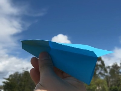 Learn origami how to make paper plane that can fly | CHL Toys