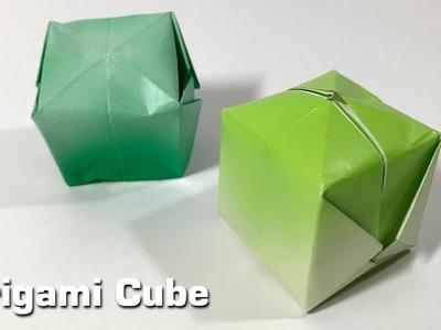 DIY – Origami Cube Sonobe Style – ludorn | 300x400