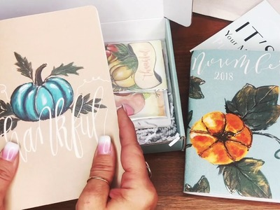 Planner Perfect's, Planner and Journal Subscription Box!