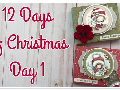 12 Days of Christmas: Day 1 - Gum Packet Ideas