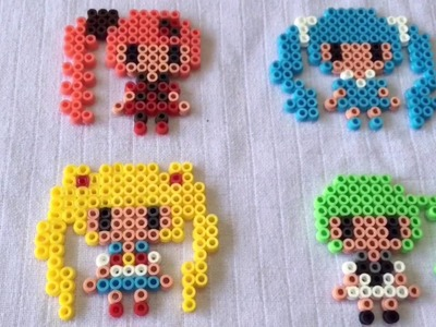 Android Girl (Hama Beads Tutorial)