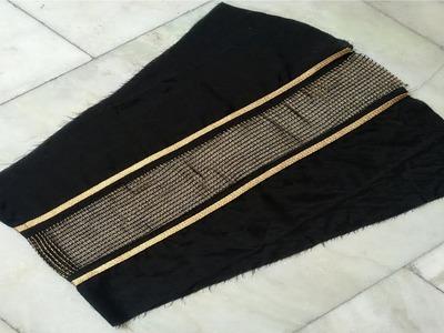 Beautiful Net Sleeve Design cutting and stitching || Reet Designs