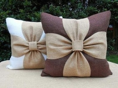 Beautiful Pillow Cover Cutting & Stitching TAMIL Easy To Make.
