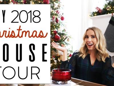 CHRISTMAS DECORATING   MY CHRISTMAS HOUSE TOUR 2018