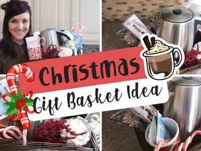 Dollar Store Christmas Gift Basket Idea   VersionTECH Stainless Steel Kettle Review