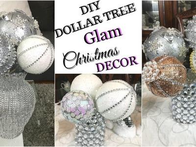 DOLLAR TREE DIY CHRISTMAS DECOR COLLAB | #CopyCatChristmasChallenge | DIY CHRISTMAS DECOR IDEAS