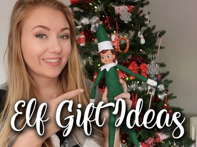 ELF ON THE SHELF GIFT IDEAS AND PROPS - CHRISTMAS ACTIVITIES AND GAMES - LOTTE ROACH