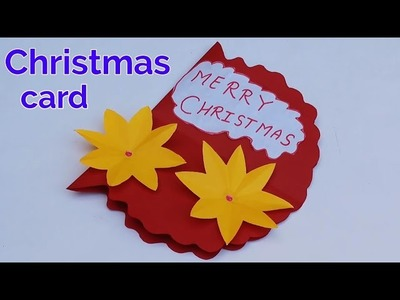 How to make Christmas greeting cards crafts ideas Handmade,Christmas decoration crafts ideas