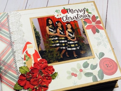 Merry & Bright Interactive Album for JS Hobbies and Crafts