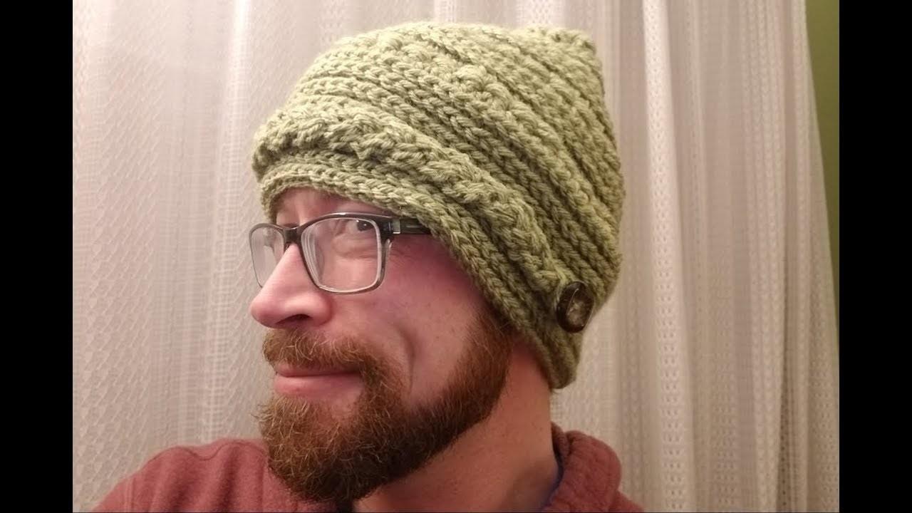 Part 1 - The Beaded Hat (Winter Jewelry Box CAL) Crochet Tutorial!