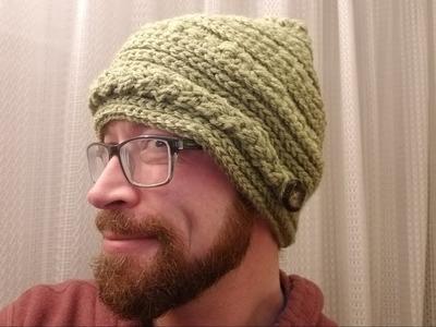 Part 2 - The Beaded Hat (Winter Jewelry Box CAL) Crochet Tutorial!