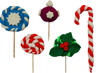 Play Doh Christmas Candy for Kids - Make Candy with Play Doh
