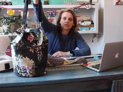 Sewspire Studio Vlog: March 23, 2018