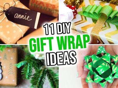 11 DIY Gift Wrapping Ideas - HGTV Handmade