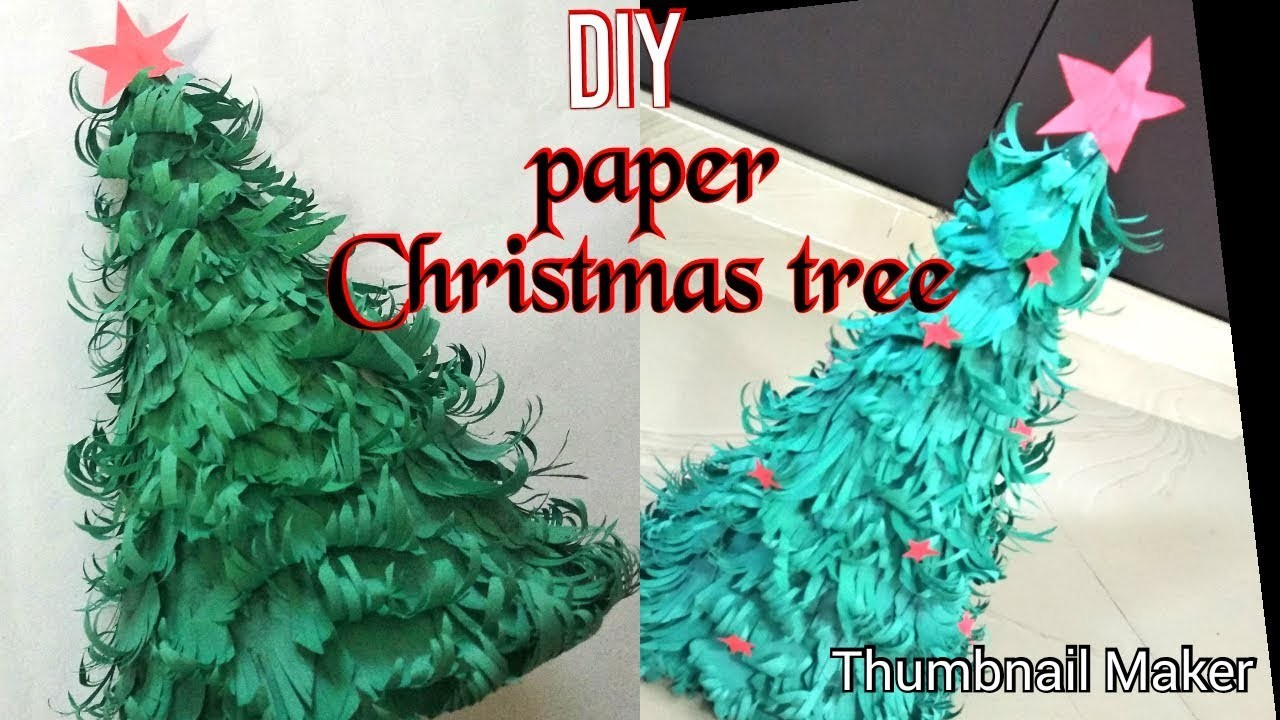 3D Christmas tree (DIY)#paperChristmastreemaking#craft#DIY#christmastree#